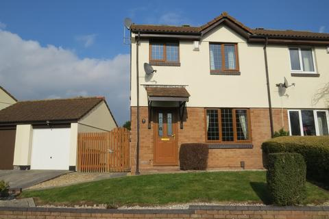 3 bedroom semi-detached house to rent - Woodmere Way, Kingsteignton