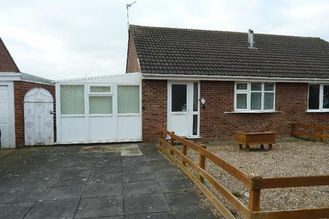 2 bedroom semi-detached bungalow for sale - Eagles Drive Melton Mowbray