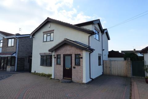 4 bedroom detached house for sale - Ullswater Avenue, St Nicolas Park, Nuneaton, CV11