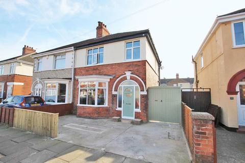 3 bedroom semi-detached house for sale - TENNYSON ROAD, CLEETHORPES