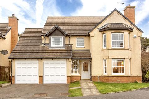 4 bedroom detached house for sale - 3 Margaret Rose Crescent, Edinburgh, EH10