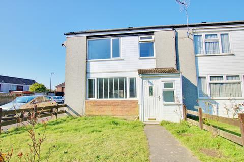 2 bedroom end of terrace house for sale - Canterbury Avenue, Sholing