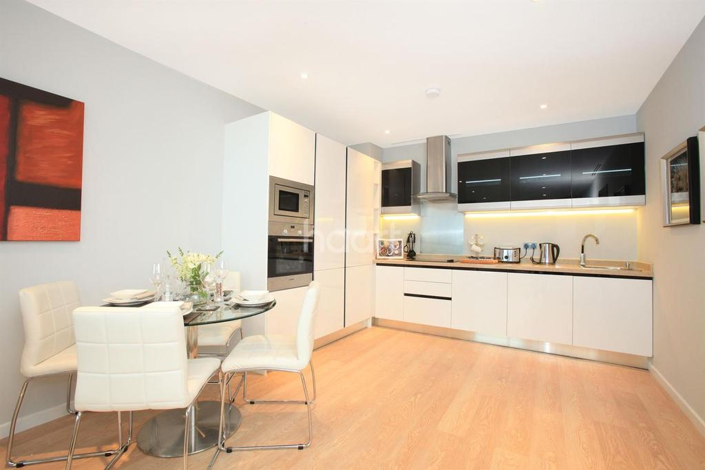 2 Bedrooms Flat for sale in The Island, St James Road, Croydon