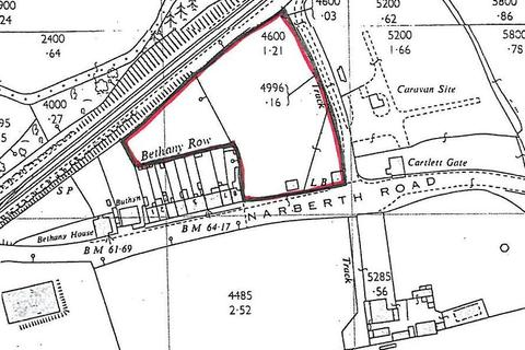 Land for sale - Lane at Narberth Road, Haverfordwest