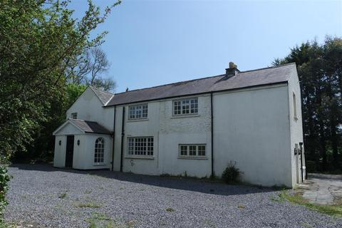 4 bedroom detached house for sale - The Rhos, Haverfordwest