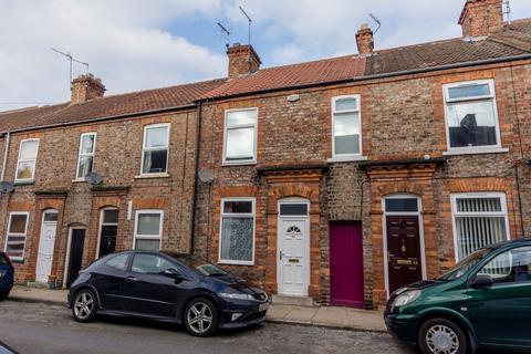 2 bedroom terraced house for sale - Wellington Street, York