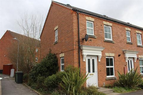 2 bedroom end of terrace house to rent - Clarkson Close, NUNEATON, Warwickshire