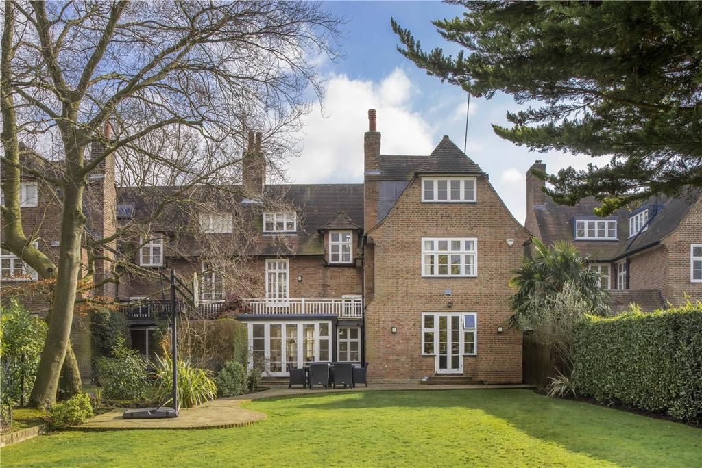 Reynolds Close Hampstead Garden Suburb London Nw11 6