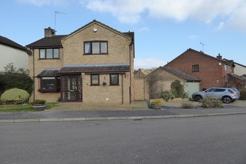 4 bedroom detached house for sale - Pyghtle Way, East Hunsbury, Northampton, NN4
