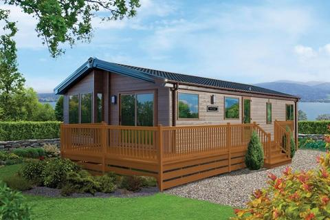 3 bedroom lodge for sale - Plas Coch Holiday Park, LlanfairPG