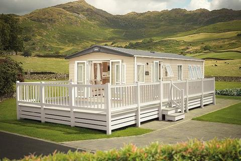 2 bedroom lodge for sale - Plas Coch Holiday Park, LlanfairPG