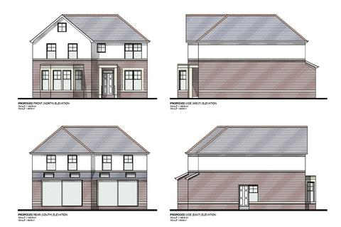 3 bedroom property with land for sale - Sandringham Road, Lower Parkstone, Poole