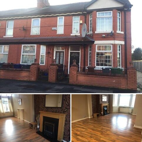 2 bedroom house to rent - Alexandra avenue, Fallowfield, Manchester M14