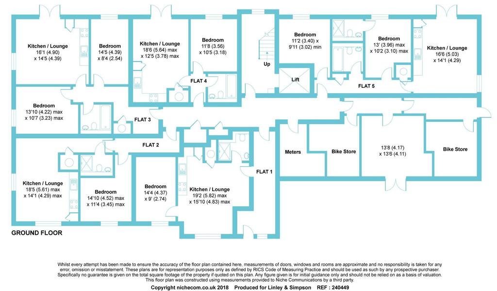Floorplan 1 of 2: Flp