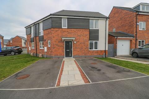3 bedroom semi-detached house for sale - Terry Cooney Place, Newcastle Upon Tyne