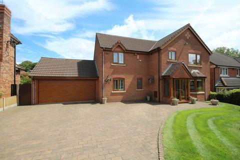 4 bedroom detached house for sale - GALBRAITH WAY, Norden, Rochdale OL11 5WE