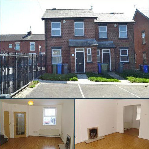 3 bedroom semi-detached house to rent - Daisy Bank Court, Silverwell Street, Manchester, M40