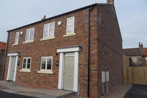 3 bedroom semi-detached house to rent - Joseph Hutchinson Place, Chapel Court, Croft Close, Easingwold
