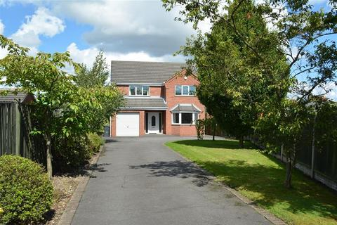 4 bedroom detached house for sale - Williamthorpe Close, North Wingfield, Chesterfield, S42