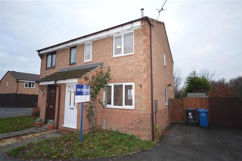 2 bedroom semi-detached house to rent - Alpine Grove, Hollingwood, Chesterfield, S43 2JD