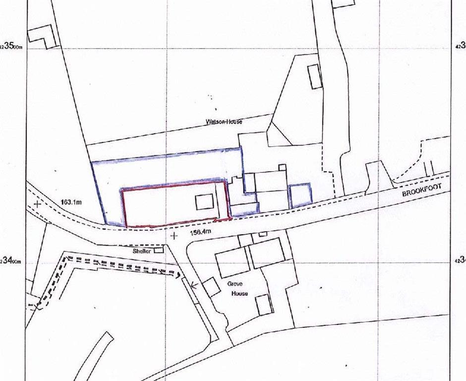 Brookfoot Lane Southowram Halifax Hx3 9sz 1 Bed Property With Land