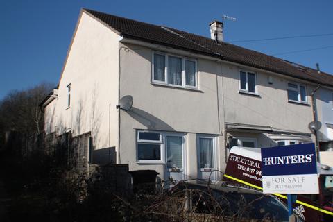 1 bedroom flat for sale - Mellent Avenue, Hartcliffe, Bristol, BS13 0NT