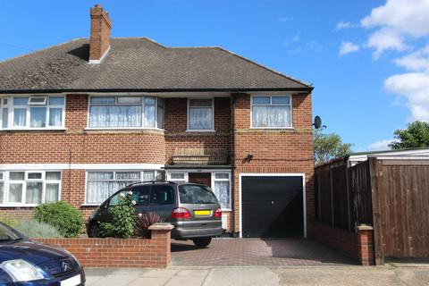 4 bedroom semi-detached house for sale - Collins Drive, Ruislip, Eastcote, HA4 9EG