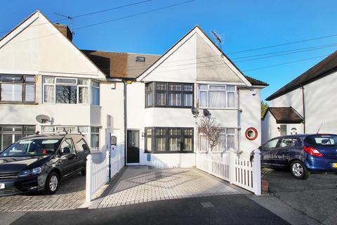 3 bedroom terraced house for sale - Palm Avenue, Sidcup, Kent, DA14 5JG