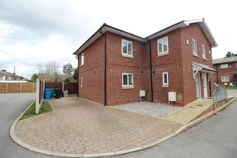 4 bedroom semi-detached house to rent - Royle Green Road, Manchester, M22 4NG