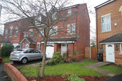 3 bedroom townhouse for sale - Chelsfield Grove, Manchester, M21 7SU