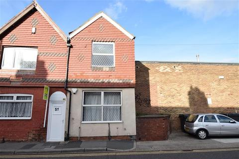 1 bedroom semi-detached house for sale - Lord Street, Redcar, TS10 3HN