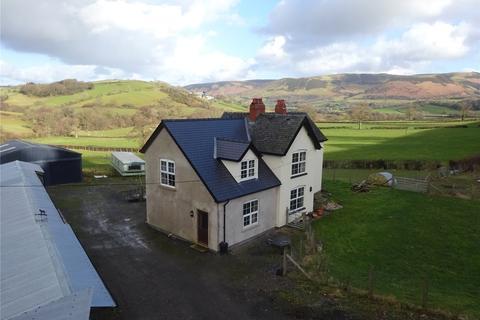 Farm for sale - Oakley Park, Llanidloes, Powys