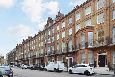 2 bedroom apartment to rent - Nottingham place, Marylebone, London, W1U 5LU