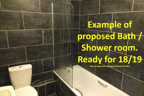 8 bedroom flat to rent - Uplands Crescent, Uplands, Swansea