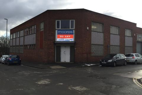 Industrial unit to rent - Willoughby Street, Nottingham