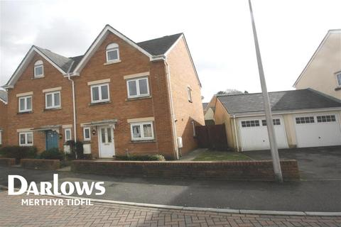 3 bedroom semi-detached house to rent - Heol Iscoed