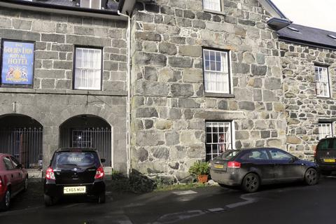 2 bedroom flat for sale - Golden Lion Flats, Dolgellau, LL40