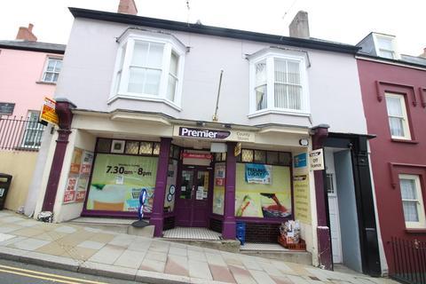 Shop for sale - , 15 Market Street, Haverfordwest, Pembrokeshire. SA61 1NF
