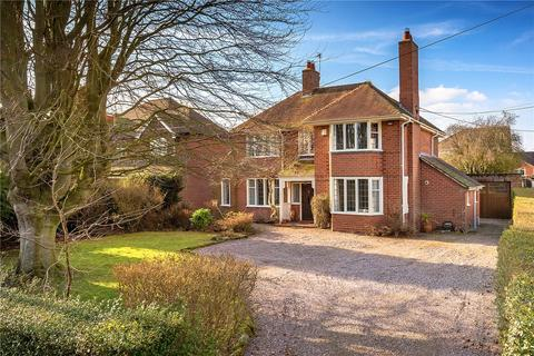 4 bedroom detached house for sale - Penlooe, 81 Forton Road, Newport, Shropshire, TF10