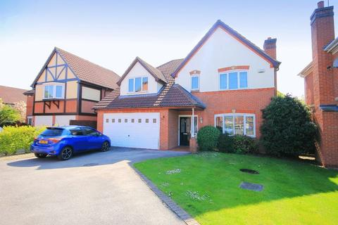 4 bedroom detached house for sale - DUCHESS WAY, CHELLASTON