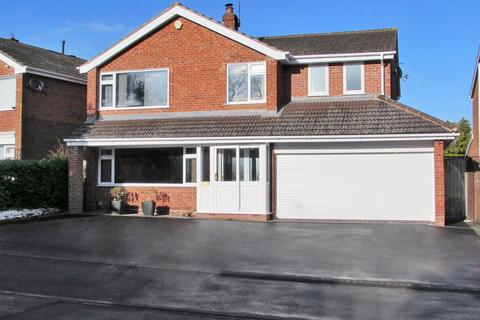 5 bedroom detached house for sale - Fowgay Drive, Solihull