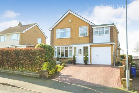 4 bedroom detached house for sale - Nursery Avenue, Stockton Brook, Stoke-on-Trent, ST9 9NY