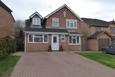 4 bedroom detached house for sale - Harcourt Way, Hunsbury Hill, Northampton, NN4