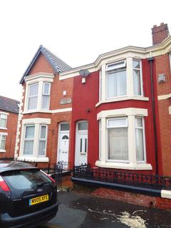 4 bedroom house to rent - Connaught Road, Liverpool