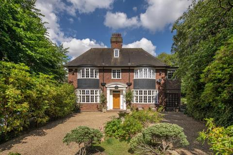 5 bedroom terraced house to rent - Netherhall Gardens, Hampstead, NW3