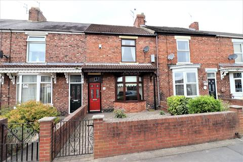 2 bedroom terraced house to rent - Meadow View, West Auckland, Bishop Auckland, DL14 9HB