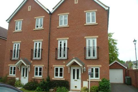 4 bedroom house to rent - Lister Close, St Leonards, Exeter