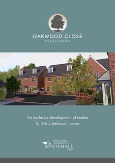 3 bedroom semi-detached house for sale - Plot 12, Oakwood Close,Linum Lane, Uckfield