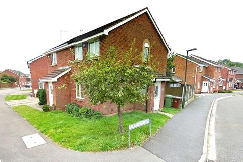 2 bedroom semi-detached house to rent - Silver Birch Close, Nottingham