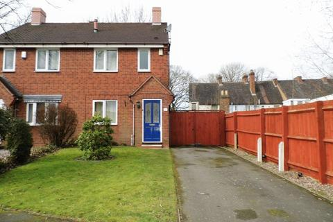 2 bedroom semi-detached house for sale - Millennium Close, Pelsall, Walsall
